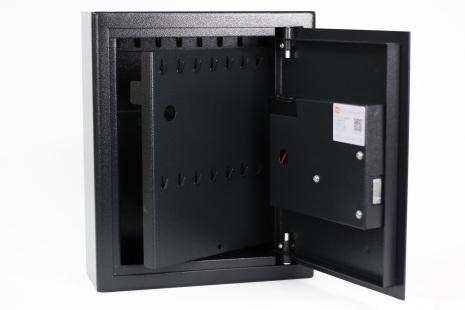 NPC Nyckelskåp med kodlås o RFID
