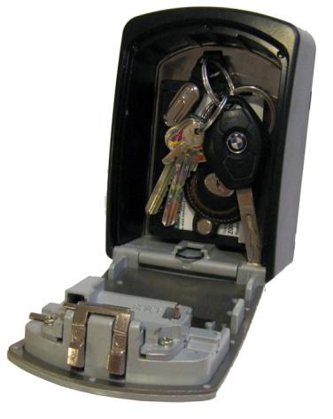Nyckelbox Master Lock L