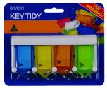 Nyckellist Kevron med nyckelbrickor