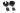 Korthållare med friktionsclip, jojo med stopp