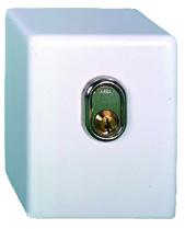 Nyckelbox i 3 mm stålplåt
